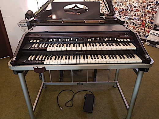 Hammond New B-3 portable, gebraucht