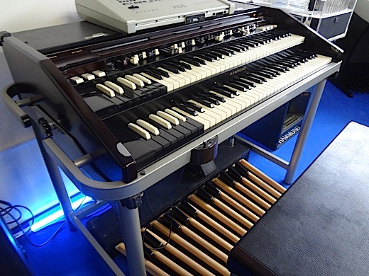 Hammond New B-3 portable